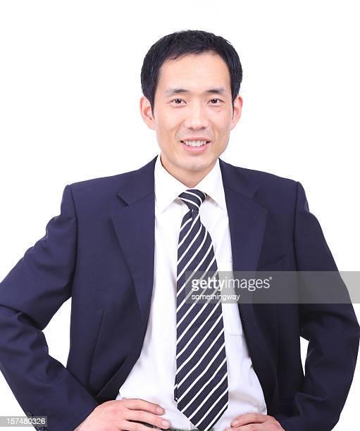 businessman - aziatische etniciteit stockfoto's en -beelden