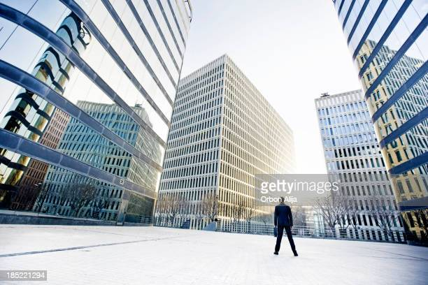 businessman - building exterior stock pictures, royalty-free photos & images