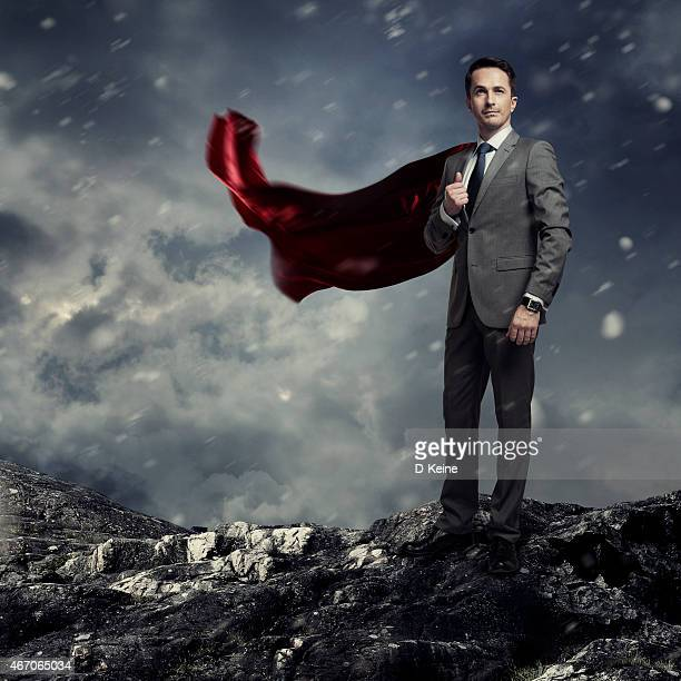 businessman - hero stock photos and pictures