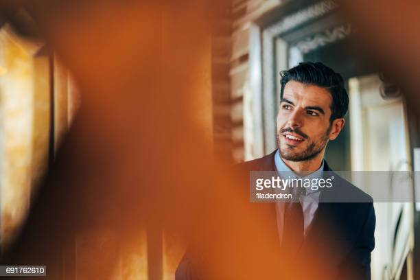businessman - stereotypically upper class stock pictures, royalty-free photos & images