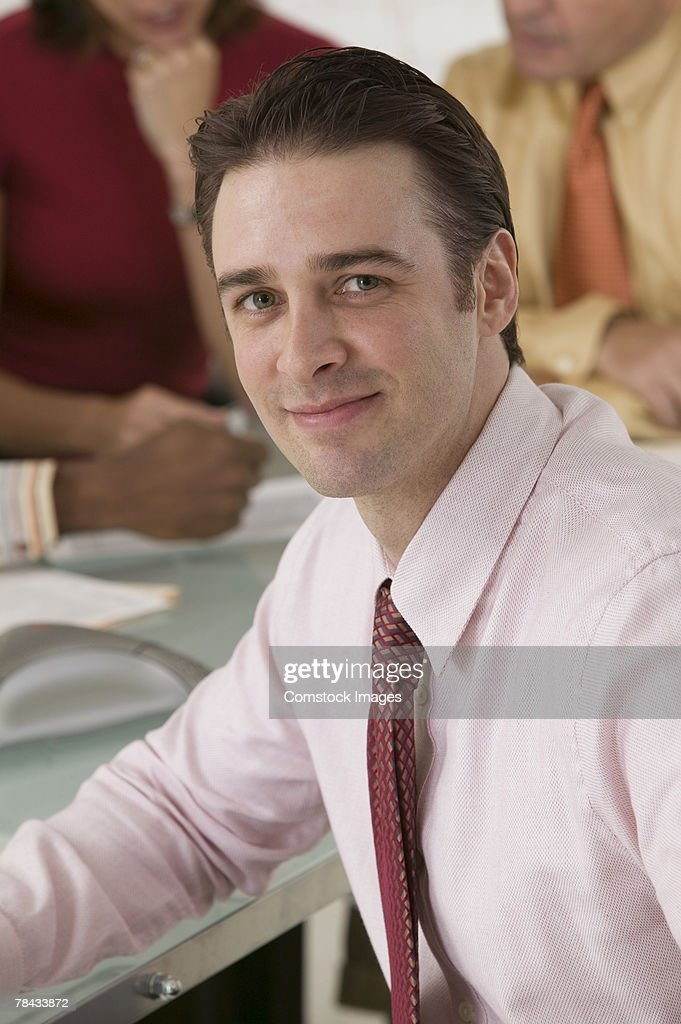 Businessman : Stockfoto