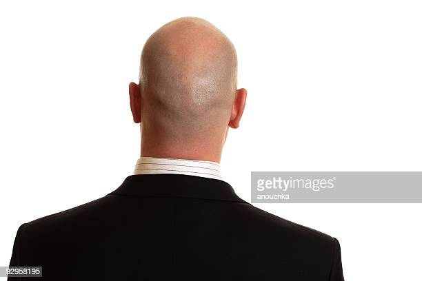 businessman - completely bald stock pictures, royalty-free photos & images