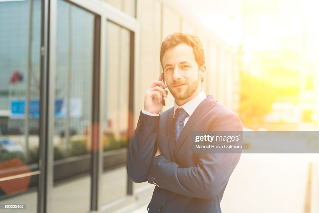 Businessman : Stock-Foto