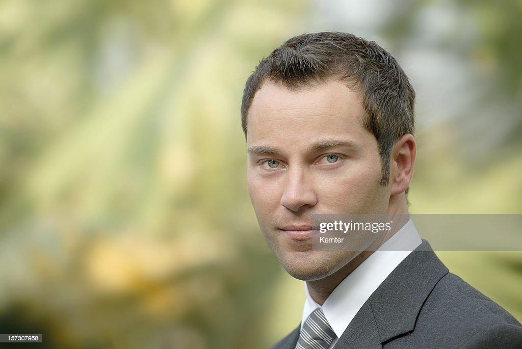 businessman portrait : Stock Photo