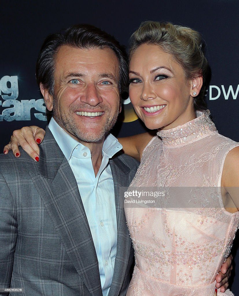 Dancing With The Stars Kym And Robert: Businessman Robert Herjavec And Dancer/TV Personality Kym