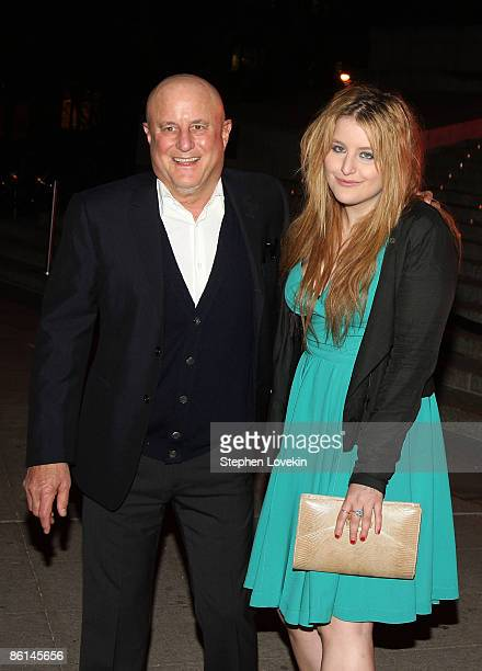 Businessman Ron Perelman and daughter Samantha Perelman attend the Vanity Fair party for the 2009 Tribeca Film Festival at the State Supreme...