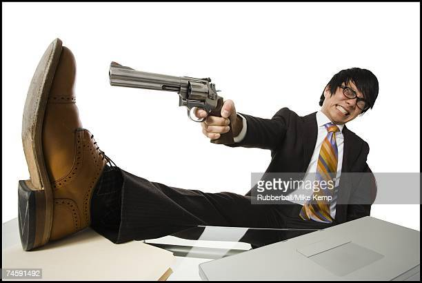 22 Shooting Yourself In The Foot Photos and Premium High Res Pictures -  Getty Images