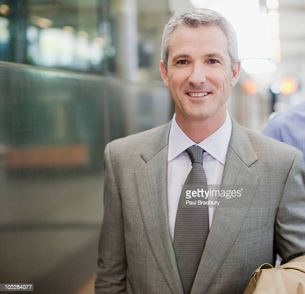 businessman smiling - full suit stock pictures, royalty-free photos & images