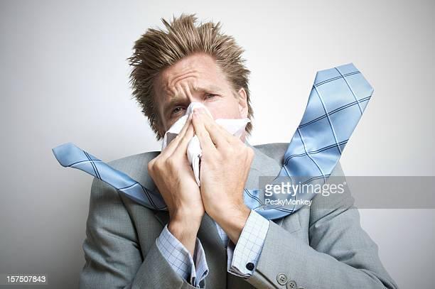 Empresario estornudos suficientemente resistente para bridas de ir a Flying