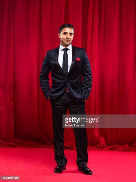 Businessman Tej Lalvani is photographed for the Daily Mail on July 19 2017 in London England