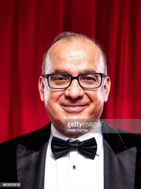 Businessman Touker Suleyman is photographed for the Daily Mail on July 19 2017 in London England