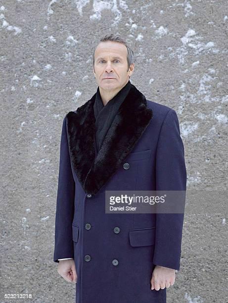 Businessman Vladislav Doronin is photographed for Wallpaper on December 17 2014 in Rublyovka near Moscow Russia