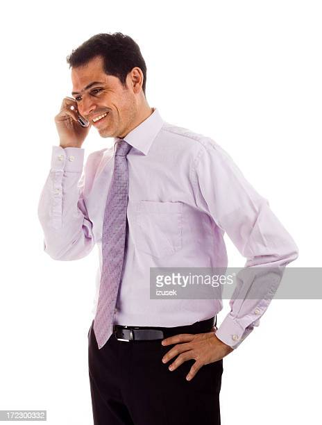 businessman with mobile phone - izusek stock pictures, royalty-free photos & images