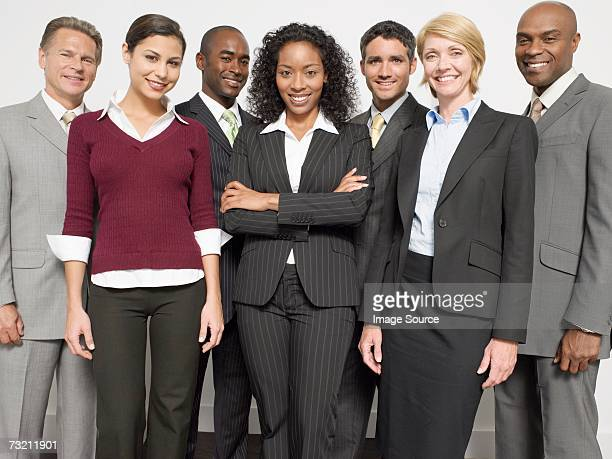 businesspeople - medium group of people stock pictures, royalty-free photos & images