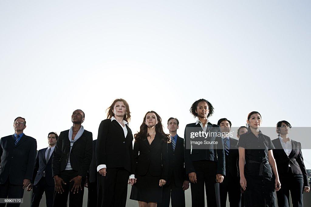 Businesspeople : Stock Photo