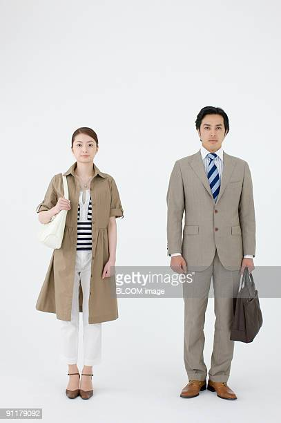 Businesspeople, portrait