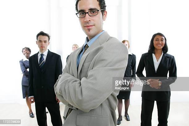 Businesspeople : Team II
