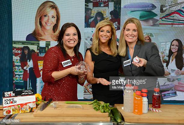 AMERICA Businesswoman and inventor Joy Mangano whose life is the subject of the new movie Joy is a guest GOOD MORNING AMERICA airing MONDAY DEC 21 on...
