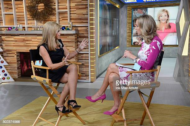 AMERICA Businesswoman and inventor Joy Mangano whose life is the subject of the new movie 'Joy' is a guest GOOD MORNING AMERICA airing MONDAY DEC 21...