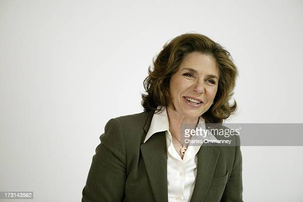 Businesswoman and philanthropist Teresa Heinz Kerry photographed for Self Assignment on April 14 2004 in New York City