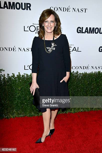 Businesswoman Anne Sweeney attends Glamour Women Of The Year 2016 at NeueHouse Hollywood on November 14 2016 in Los Angeles California