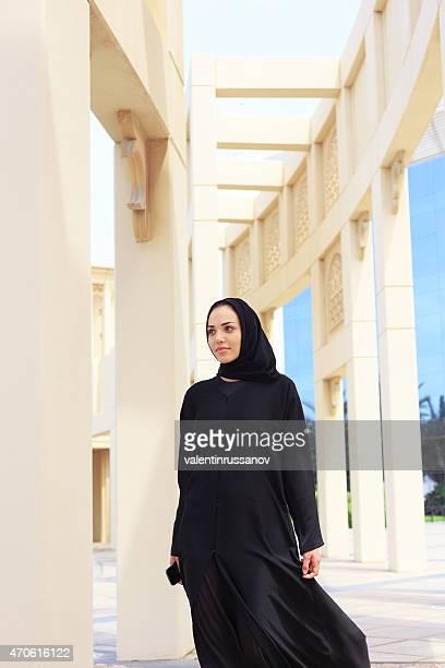 Businesswoman in Dubai