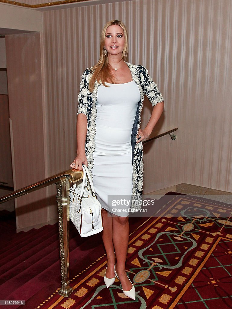 Businesswoman Ivanka Trump attends the 2011 National Association of Professional Women National Networking Conference at The Waldorf=Astoria on April 29, 2011 in New York City.