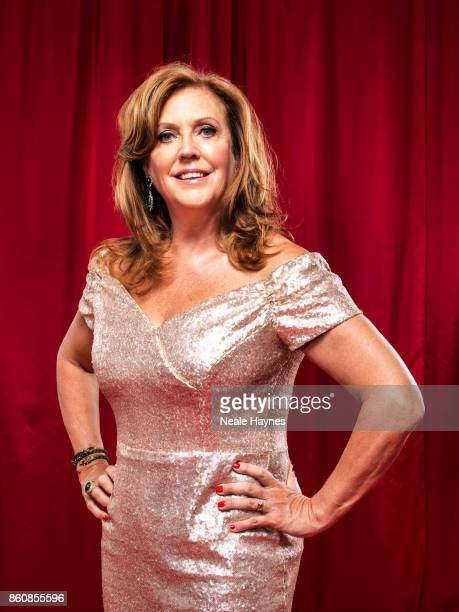 Businesswoman Jenny Campbell is photographed for the Daily Mail on July 19 2017 in London England
