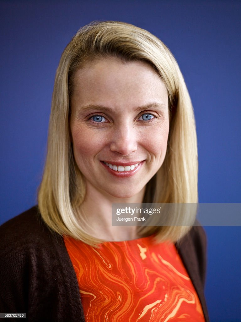 Marissa Mayer, The Focus, July 1, 2015