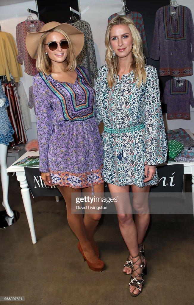Nicky Hilton x Tolani Launch at KitRoss