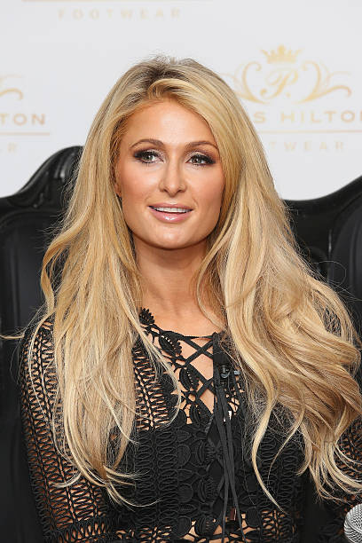 Paris Hilton Launches Her New Shoe Collection Spring