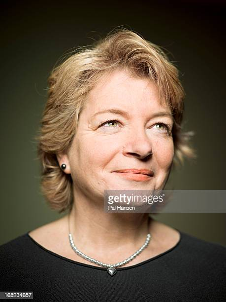 Businesswoman Penny Hughes is photographed on November 13, 2012 in London, England.