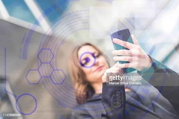 businesswoman - shareholder stock pictures, royalty-free photos & images