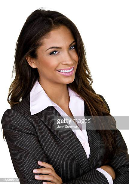 businesswoman - beautiful puerto rican women stock photos and pictures