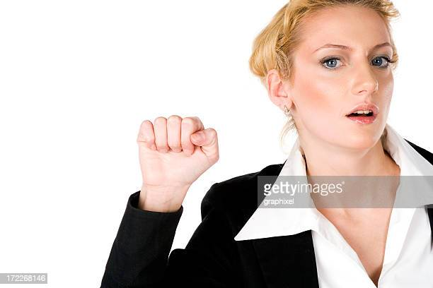 businesswoman - knocking on door stock photos and pictures