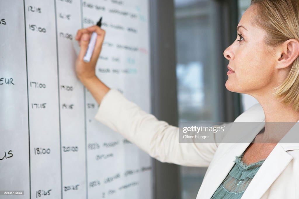 Businesswoman : Foto de stock