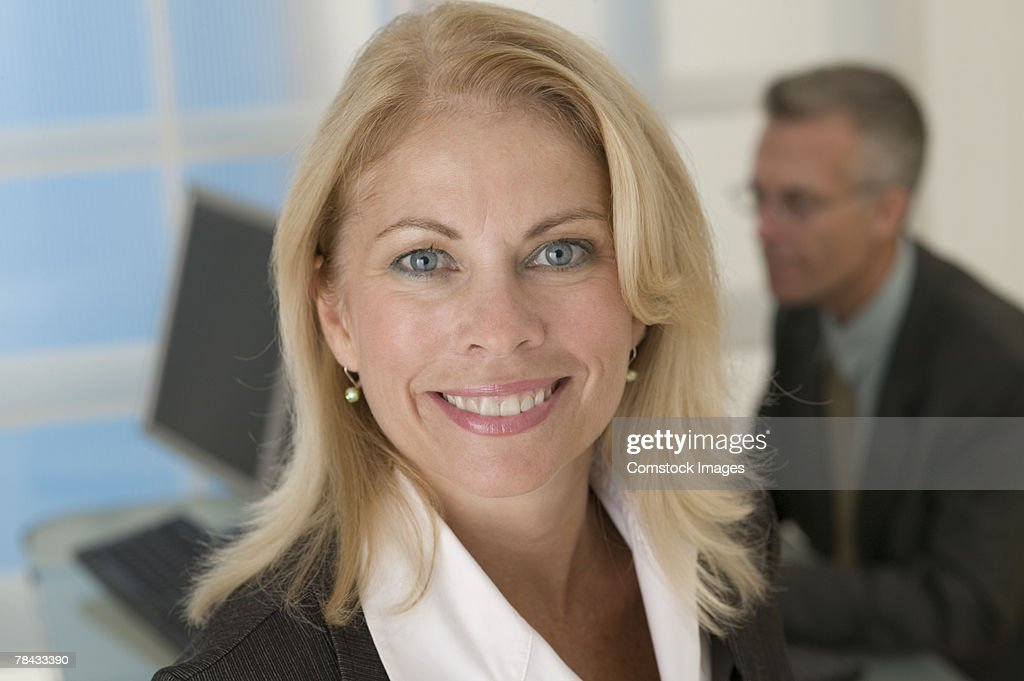 Businesswoman : Stockfoto