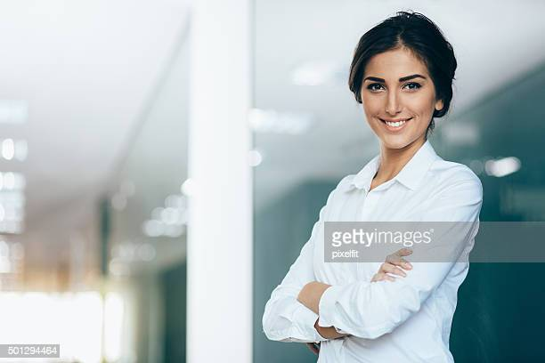Businesswoman portrait