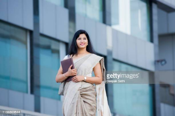 businesswoman - stock images - sari stock pictures, royalty-free photos & images