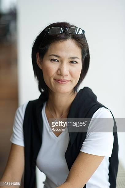 businesswoman's portrait