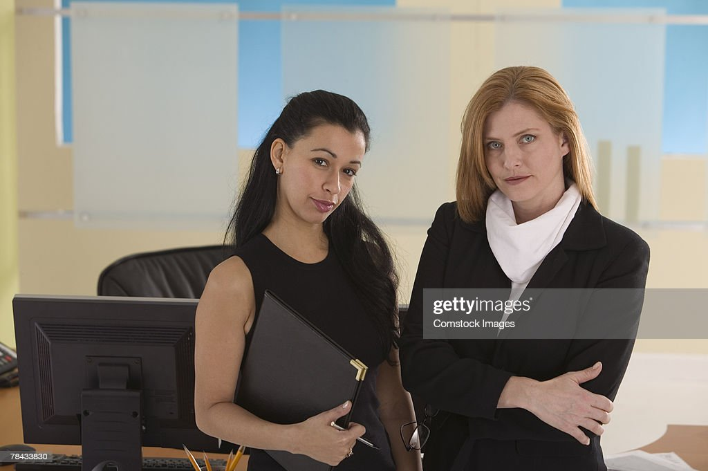 Businesswomen : Stockfoto