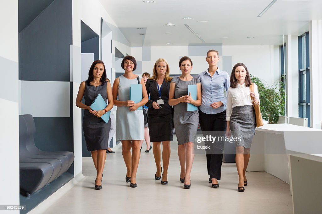 Businesswomen Team : Stock Photo