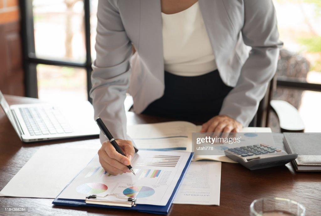 businesswomen working : Stock Photo