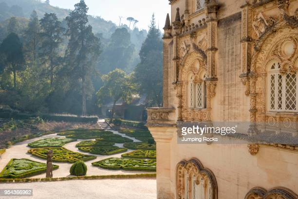 Bussaco Palace and Gardens, now Bussaco Palace Hotel, near Luso, Portugal