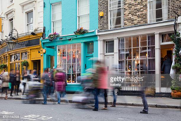 bussy portobello road - kensington and chelsea stock pictures, royalty-free photos & images
