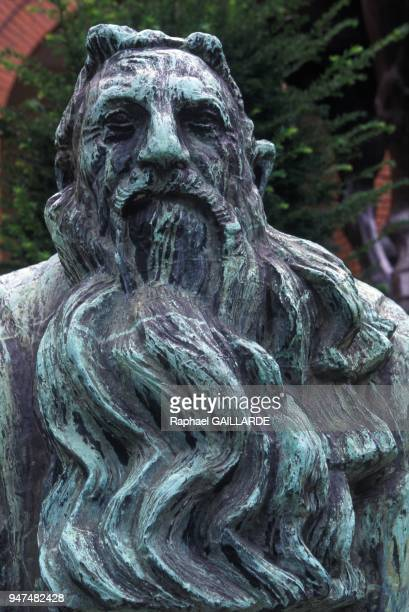 Bust By Antoine Bourdelle At The Musee Bourdelle In Paris September 1994