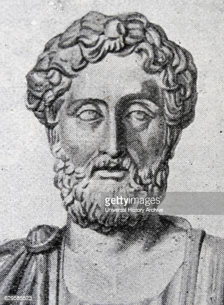 Bust of Emperor Nero Germanicus Roman Emperor and the last JulioClaudian Dynasty