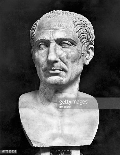 Bust of Julius Caesar National Museum in Naples BPA2# 4214