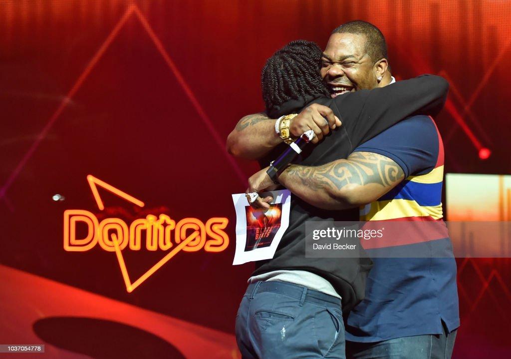 Doritos Blaze The Beat Competition : News Photo