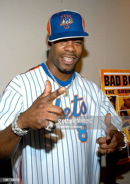 Busta Rhymes during Bad Boys II Special Screening to Celebrate the Release of the Soundtrack Arrivals at Loew's Cinemas 42nd Street in New York City...